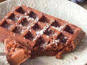 Gofres Veganos Chocolate