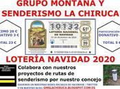 Loteria navidad grupo montaña chiruca
