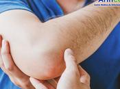 artritis reumatoide afecta codos?