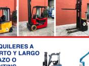 Carretillas facilita adquisición maquinaria logística renting venta ocasión