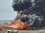 registra fuerte explosión incendio capital potosina