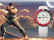 Seiko SRPF19K1 Street Fighter