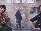"Fila EFE: Rodrigo Sorogoyen Isabel Peña hablan ""Antidisturbios"""