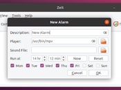 Programando ejecución comandos scripts Linux Zeit