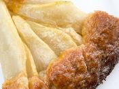 Rustic pear galette (Tarta rústica fácil pera)
