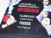 Pack Colección grandes clásicos Hitchcock