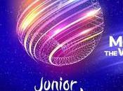 puntuaciones: eurovisión junior 2020 calificaciones