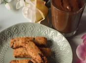 Biscottis Veganos Limón Chocolate