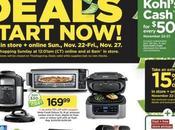 Viernes Negro Kohl's publicado muchísimas ofertas s...