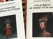 Pasando terror cuentos Mariana Enríquez calmándose después bizcocho calabaza)