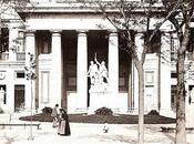 Fotos antiguas Madrid: Museo Prado 1890