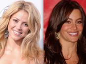 Shakira Sofía Vergara nominadas Premios Alma