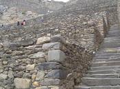 Caminos ancestrales fortaleza Olantaytambo MBO, Qosqo Ayllu