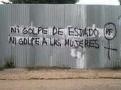 Honduras: golpe Estado, mujeres'