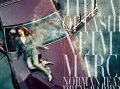 Drew Barrymore para Neiman Marcus