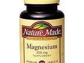 bueno tomar suplementos magnesio?