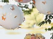 farolillos papel paper lanterns