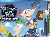 Phineas Ferb: Través Segunda Dimensión (PS3)