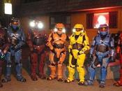 Impresionantes disfraces Halo