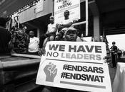 revuelta contra policía intensifica reclama cambio régimen Nigeria