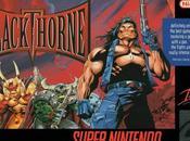 Nuevo parche traducción español para Blackthorne Super Nintendo