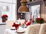 mesas Navidad cocina