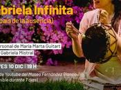 Gabriela Infinita país ausencia)