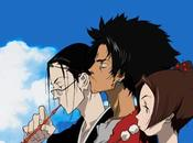 """Samurái Champloo"": viaje inusual mundo anime"