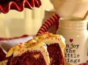 Velvet Marble Bundt Cake