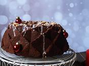 Bundt Cake turrón crema orujo