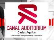 Entrevista abierta inédita Canal Auditorium Luis Alberto Hernando