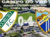 CORUXO MALAGA Copa