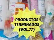 Productos Terminados (Vol.77)