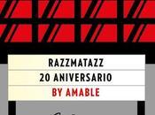 [Noticia] Amable despide sesión dedicada aniversario Razzmatazz playlist mejor
