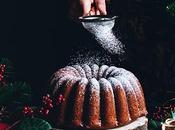 Bundt cake turrón blando