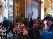 Schaffer Iceth Earth, entre asaltantes Capitolio buscado policía