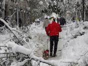 temporal nieve seguros