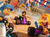 Crash Team Racing camino PlayStation
