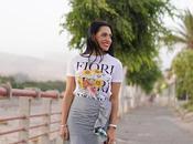 Falda Midi Cuadros Vichy Zara