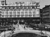 Fotos antiguas Madrid: Plaza Santa Ana, años