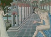 serenidad, erotismo historia, cómo surrealismo Delvaux acerca, serenamente, verdad.