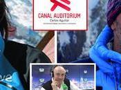 Sergi Mingote desafío Canal Auditorium Edurne Pasaban