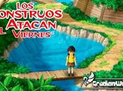 Attack Friday Monsters! Tokyo Tale Nintendo traducido español
