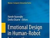 Diseño emotivo interacción robots Hande Ayanoglu Emilia Duarte