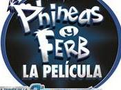 Trailer español 'Phineas Ferb: través segunda dimesión'