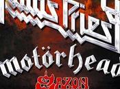 Judas Priest Motörhead Saxon (Bizkaia Arena Barakaldo, 31/07/2011)