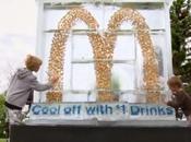 Dólares congelados, acción McDonald's Canadá