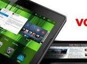 Vodafone trae España Blackberry PlayBook