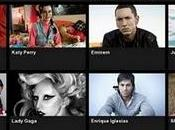 VEVO disponible para BlackBerry PlayBook