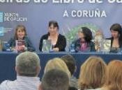 """Mesa redonda aventura publicar Romántica"""" Feria Libro Coruña. Crónica."""